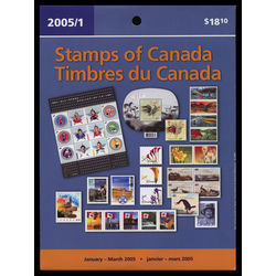 canada quarterly pack 2005 01