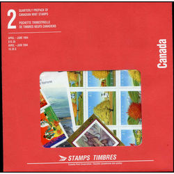canada quarterly pack 1994 02