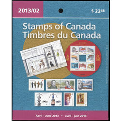 canada quarterly pack 2013 02