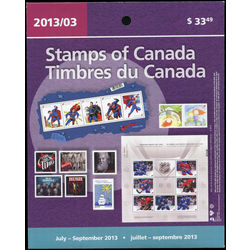 canada quarterly pack 2013 03