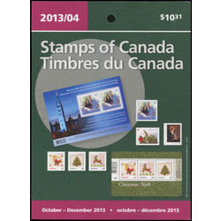 canada quarterly pack 2013 04