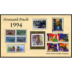 canada complete year set 1994 mint