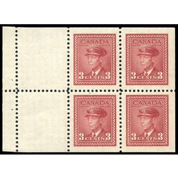 canada stamp 251a king george vi in airforce uniform 1942