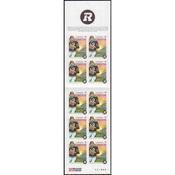 Buy Canada #2755 - Ottawa Redblacks: Russ Jackson (2014) P
