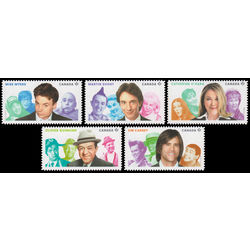 canada stamp 2773 7 great canadian comedians 2014