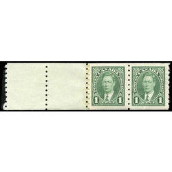 canada stamp 238st pa king george vi 2x1 1937