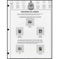 dominion canada stamp album english version