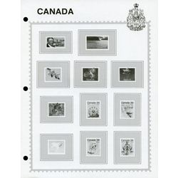 tradition canada stamp album