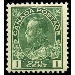 canada stamp 104i king george v 1 1911