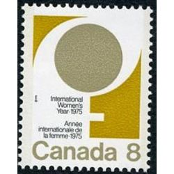 canada stamp 668 female symbol 8 1975
