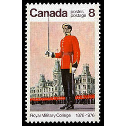 canada stamp 693ii wing parade and mackenzie building 8 1976