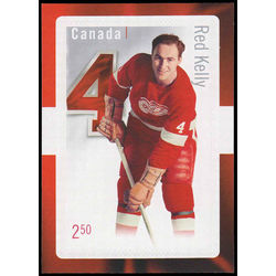 canada stamp 2793 red kelly 2 50 2014