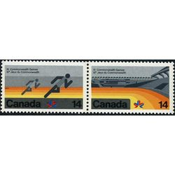 canada stamp 760a 1978 commonwealth games 1978