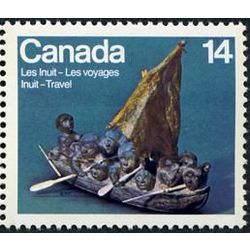 canada stamp 770 migration 14 1978