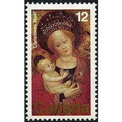 canada stamp 773 madonna of the flowering pea 12 1978