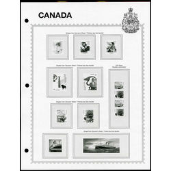 annual supplement for the tradition or constitution canada stamp albums