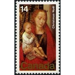 Canada stamp 774 virgin and child 14 1978