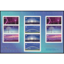 canada stamp 2843a weather wonders 2015