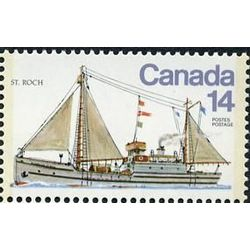 canada stamp 777 st roch 14 1978