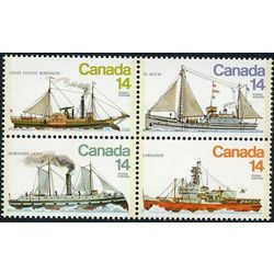 Canada stamp 779a ice vessels 1978
