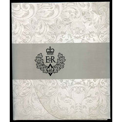 qe ii jubilee keepsake folders