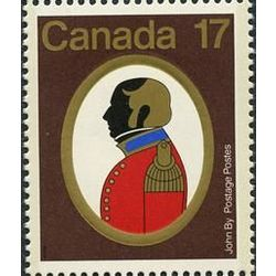 Canada stamp 820 colonel john by 17 1979