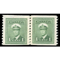 canada stamp 278re pa king george vi 1 1948