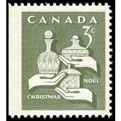 canada stamp 443as gifts from the wise men 3 1965