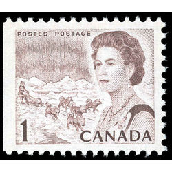 canada stamp 454epiii queen elizabeth ii northern lights 1 1971