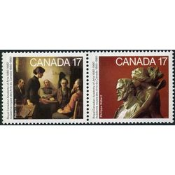 Canada stamp 850a academy of arts 1980