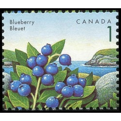 canada stamp 1349iv blueberry 1 1992