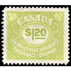 canada revenue stamp fu47 unemployment insurance stamps 1 20 1955