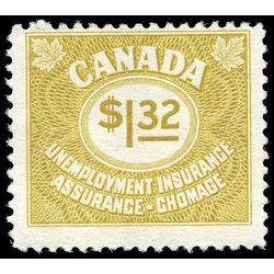canada revenue stamp fu78 unemployment insurance stamps 1 32 1960