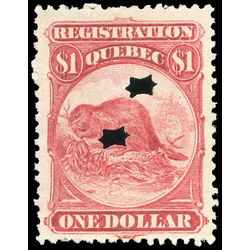canada revenue stamp qr12 beavers 1 1870