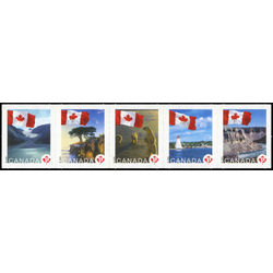 canada stamp 2193ai flag over tuktut nogait national park nwt 2006