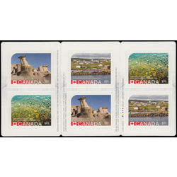 canada stamp 2847a unesco error world heritage sites in canada 2015