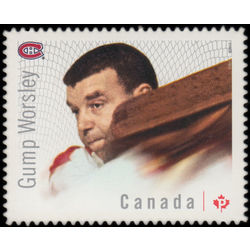 canada stamp 2870 gump worsley 2015
