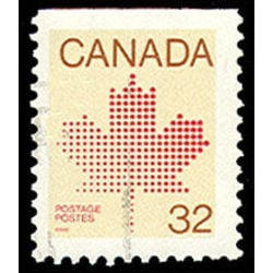 Canada stamp 924bs maple leaf 32 1983