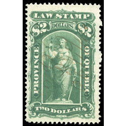 canada revenue stamp ql45 law stamps 2 1893