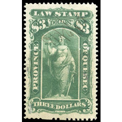 canada revenue stamp ql47 law stamps 3 1893