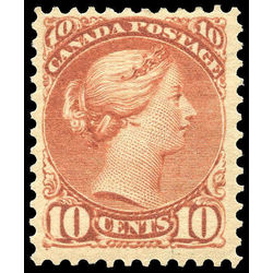 canada stamp 45iii queen victoria 10 1897 m f 001