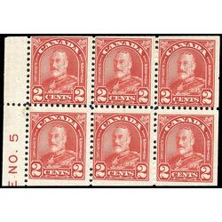canada stamp 165biii king george v 1930