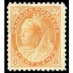 Canada stamp 82 queen victoria 8 1898 m vf 003