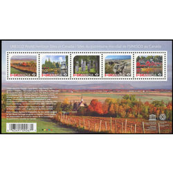 Buy Canada #2889b - Rideau Canal, ON (2016) P (85¢) | Arpin Philately