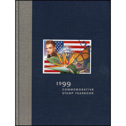 1999 usps commemorative stamp collection