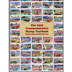 2002 usps commemorative stamp collection