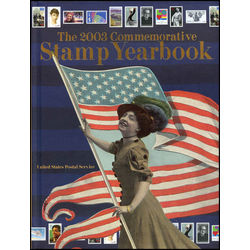 2003 usps commemorative stamp collection