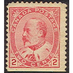 canada stamp 90bs edward vii 2 1903