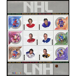 Canada stamp 2017 nhl all stars 5 2004