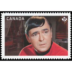 canada stamp 2918 lt commander montgomery scotty scott 2016